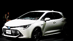Toyota gives Corolla a sporty makeover...