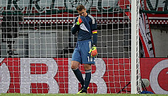 Neuer returns as Germany lose to...