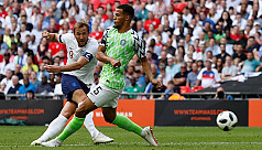 England show promise in Nigeria