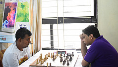 GM Razib takes solo lead