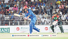 Afghans too good for Tigers