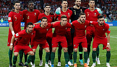 Infographic: Portugal vs Uruguay...