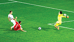 Shaqiri snatches last-minute win for...