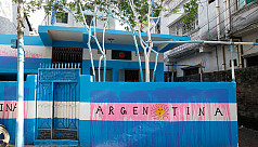 Argentina House, with its own story...