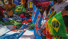 The World Cup and flag wars in...
