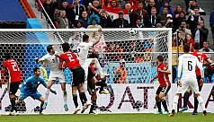 Uruguay edge past Egypt