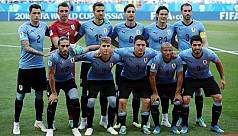 Infographic: Uruguay vs Russia...