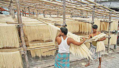 Vermicelli producers seeing busy times...
