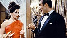 First Bond girl Eunice Gayson dies aged...
