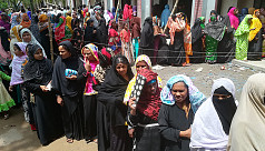 Returning officer: GCC polls proceeding...