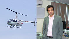 Pappu's Eid helicopter ride – because...
