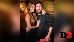 Messi's wife roasted on Instagram after...