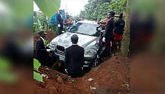 Son buries father in £66,000 BMW in Nigeria