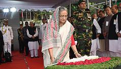 PM pays tribute to Bangabandhu marking...