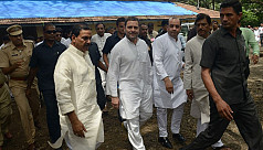 Rahul Gandhi vows to fight powerful RSS in court