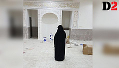 Saudi woman constructs mosque with late...