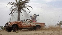 At least 61 killed in clashes in Yemen's...