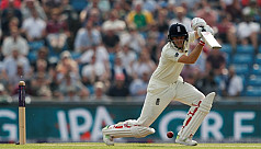England end first day on top against...