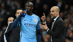 Toure says Guardiola has problem with...