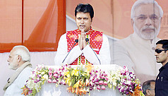 Tripura CM bats for connectivity with...