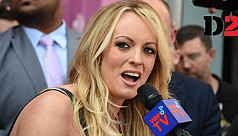 Stormy Daniels arrested while performing...