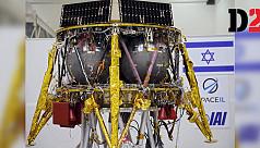 Israel sending rocket to the moon