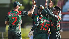 Bangladesh beat West Indies by 48 runs...