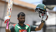 Twin-ton Tamim charges up batsmen's...