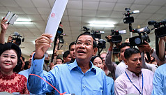 Cambodia to form new government after...