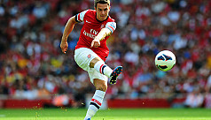 Arsenal's Ramsey says contract news...