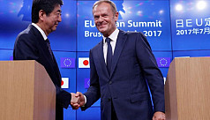 EU, Japan to sign massive trade deal...