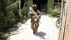 Afghan forces 'kill civilians' in ground...