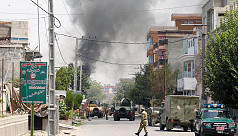 At least 13 dead in suicide attack on...