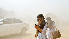 Dhaka air pollution today world's...