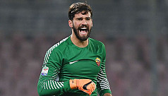 Liverpool sign goalkeeper Alisson for...