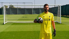 Klopp: Alisson desperate to play