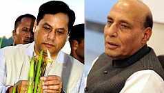 Indian home minister, Assam CM appeal...