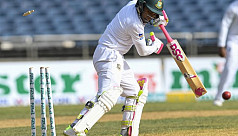 Shakib stands out in defeat