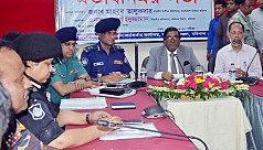 Barisal police says most polling centres...