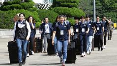 Basketball diplomacy: South Korea teams...