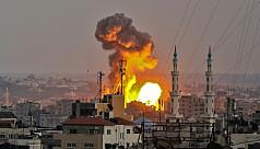 Deadly Israeli strikes pound Gaza after...