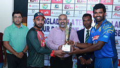 Rain ruins series decider for Bangladesh...