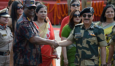 BGB, BSF four-day Agartala conference ends