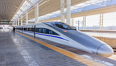 High-speed train planned for Dhaka-Chittagong...