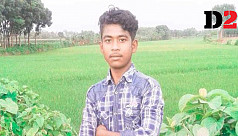 16-year-old boy from Kushtia has been...