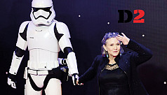 Carrie Fisher makes posthumous return...