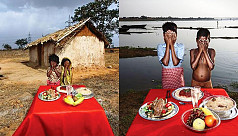 India hunger photo series sparks 'poverty...