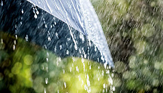 Met office forecasts heavy rain on...
