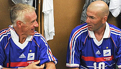 Deschamps, Zidane on FIFA coach of the...