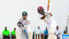 Brathwaite ton puts Windies in control...